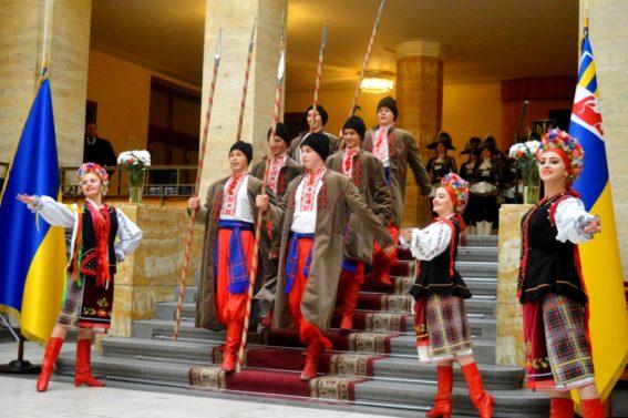 З професійним святом автомобілістів і дорожників області вітали у Закарпатській ОДА