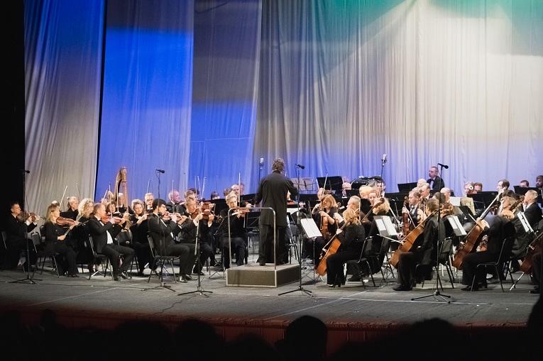 В Ужгороді відбувся концерт Національного заслуженого академічного симфонічного оркестру України