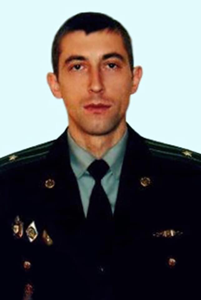 Помер майор Вадим Березенський, якого збила автівка контрабандистів