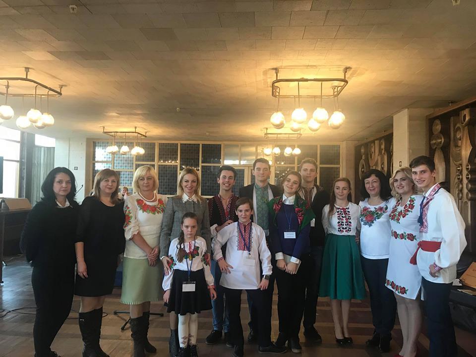Закарпаття на високому рівні провело День української писемності та мови (фото)