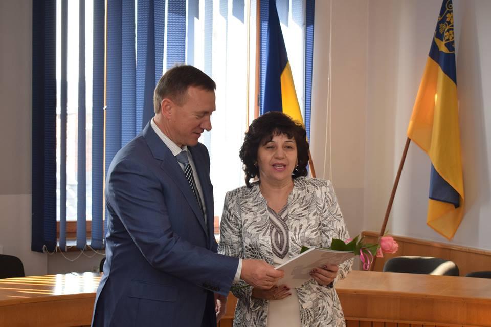 В Ужгородській міській раді вітали з нагоди Дня працівників культури