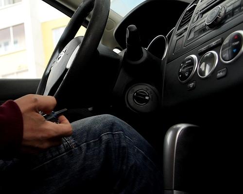 На Тячівщині чоловік поцупив автомобіль у свого односельця