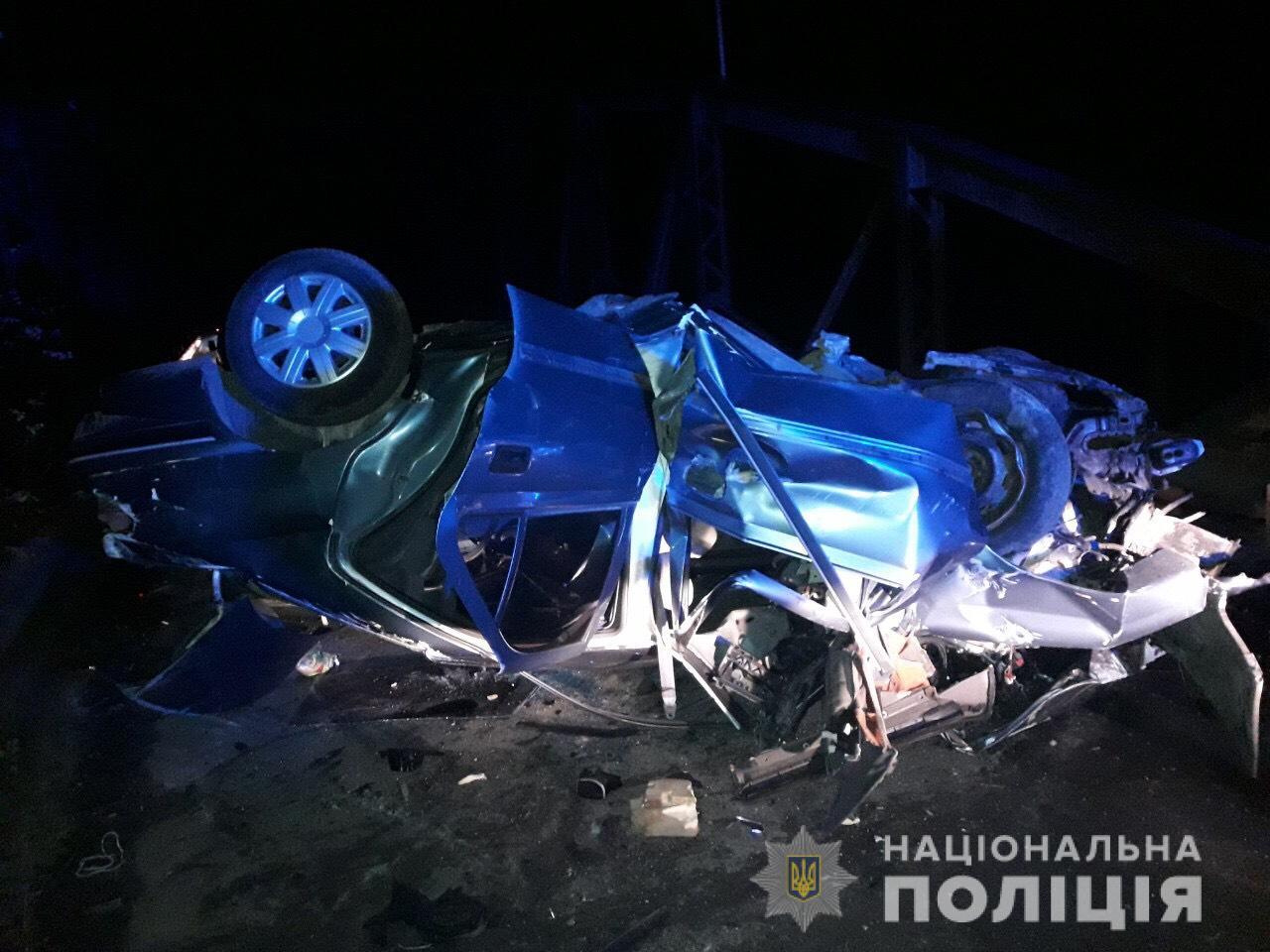 У ДТП на Хустщині загинув 18-річний водій