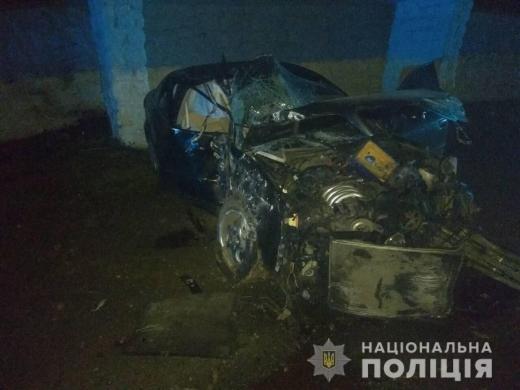У ДТП на Берегівщині загинула молода жінка-водій
