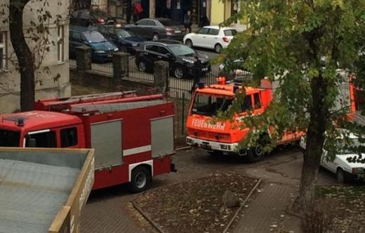 В Ужгороді на Швабській виявили підозрілу сумку (ФОТО)