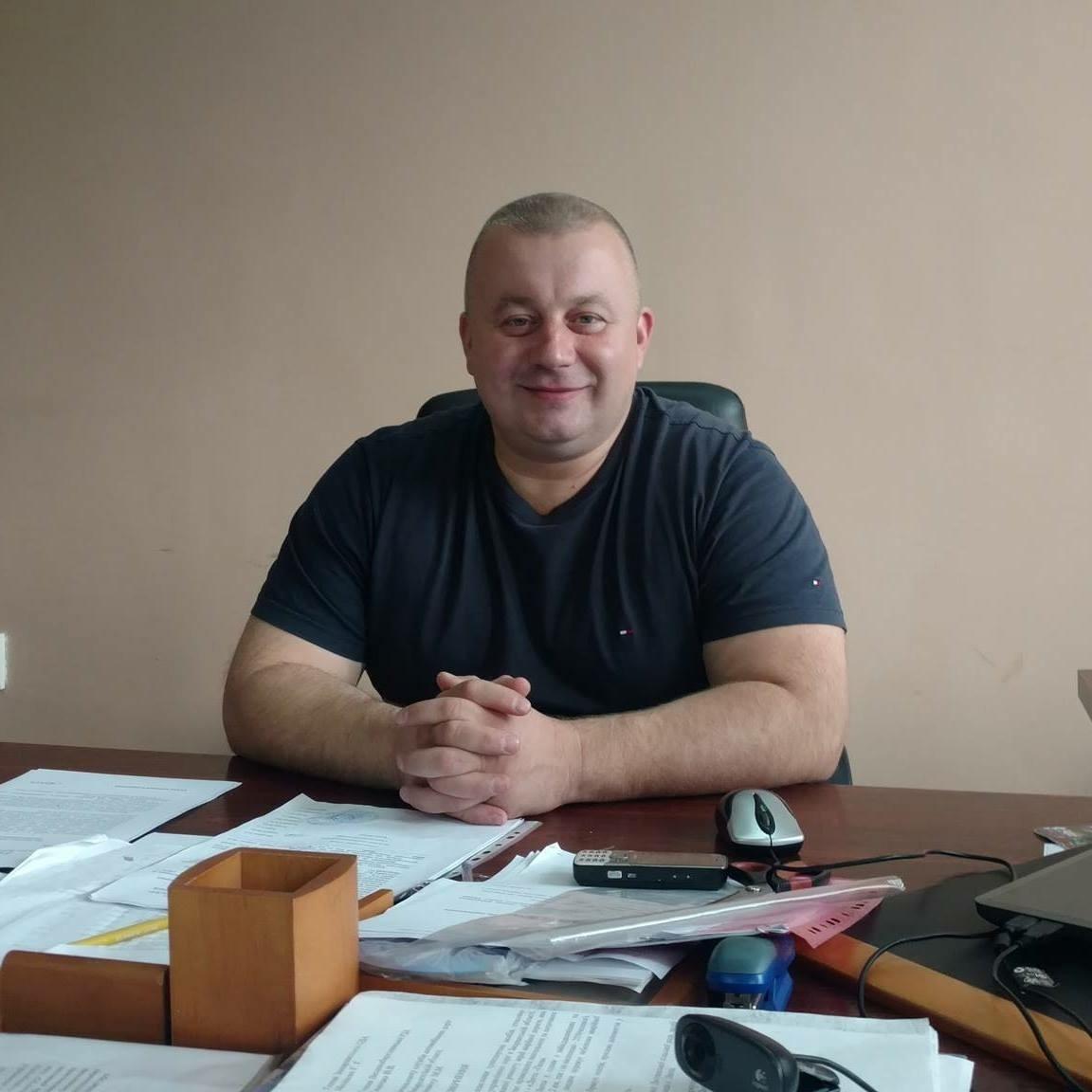 Голова Великоберезнянської РДА написав заяву на звільнення