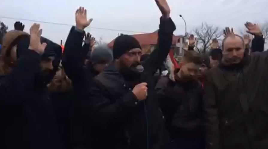 Закарпатські євровласники не визнають антинародних законів (відео)