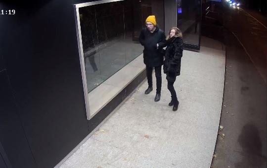 Молода пара зірвала позитивний шквал емоцій ужгородців (відео)