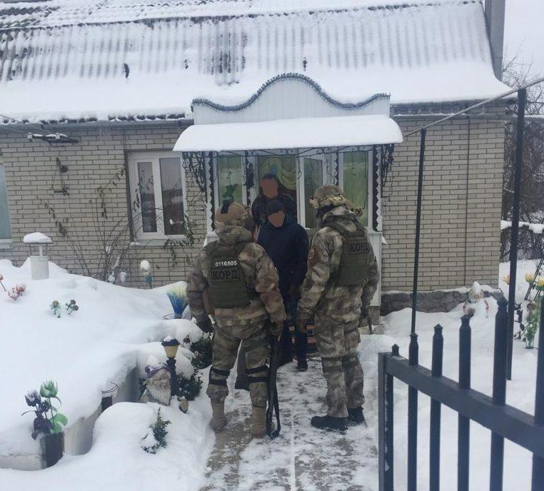 Закарпатські поліцейські виявили нарколабораторію на Сумщині