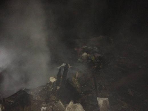 На Мукачівщині горіли два житлових будинки