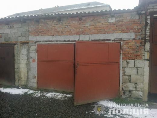 Ужгородець обікрав чотири гаражі у Перечині