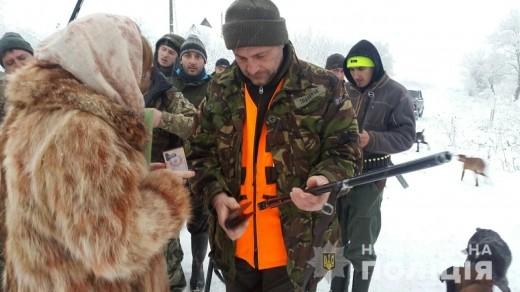 Поліція Ужгородщини перевіряла власників мисливської зброї