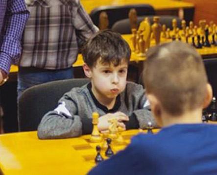 Чемпіоном європейського турніру зі швидких шахів став юний ужгородець