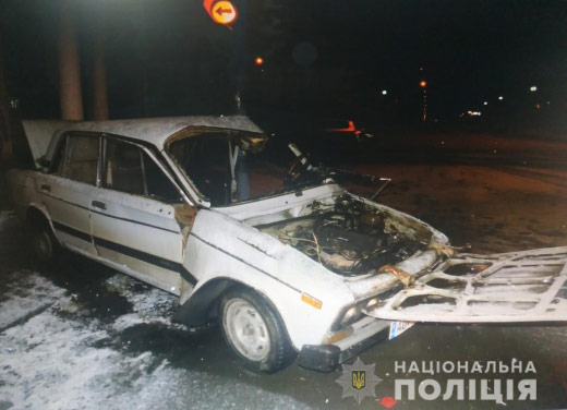 Уночі в Ужгороді сталося дві ДТП – є постраждалі