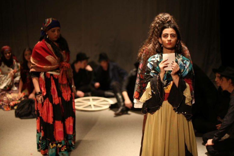 В Ужгороді відбулася прем'єра драми за твором Ліни Костенко «Циганська муза»