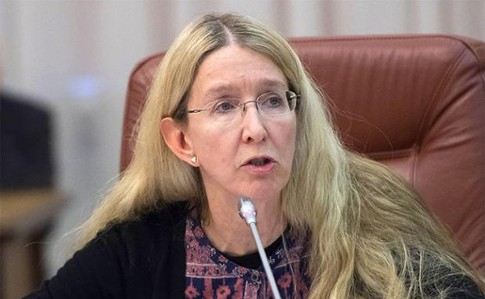 Закарпаття відвідає в.о. міністра охорони здоров'я Уляна Супрун