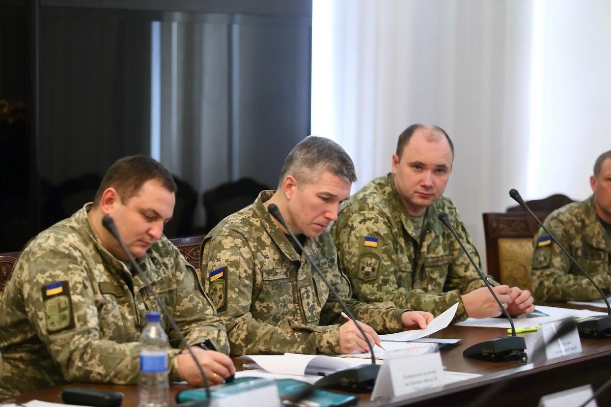 Закарпатський військовий відчув себе у ролі Голови Державної прикордонної служби України(фото)