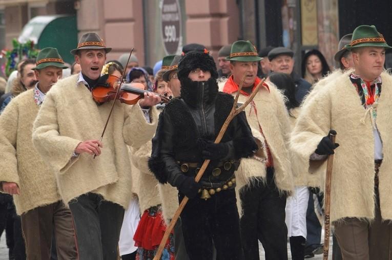 В Ужгородському скансені демонстрували різдвяні традиції Закарпаття (ФОТО)