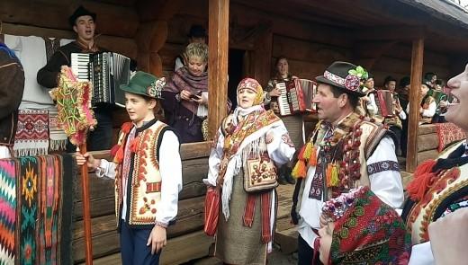 У Закарпатському музеї народної архітектури та побуту відбудеться різдвяний фестиваль «Коляди в старому селі»