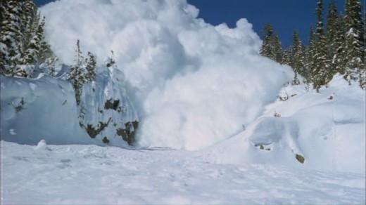 На Закарпатті зберігається значна лавинна небезпека