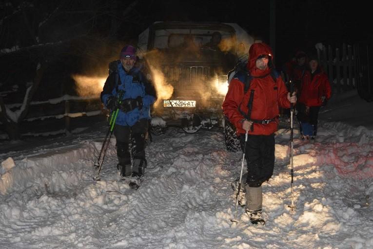Пошуки заблукалого лижника на Закарпатті тривають 5 добу (фото)