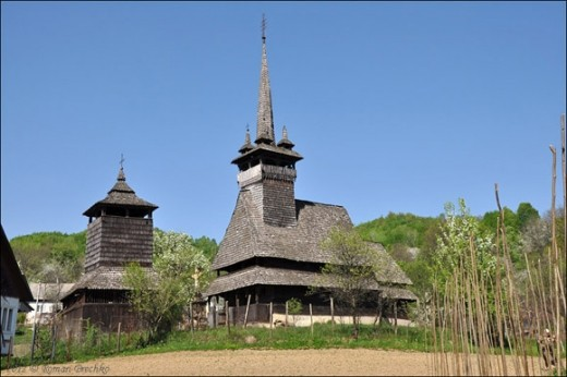 На Закарпатті почнуть відновлювати унікальну дерев'яну церкву