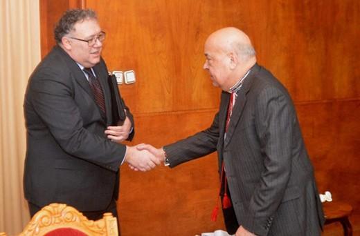 Закарпаття відвідав новий посол Угорщини