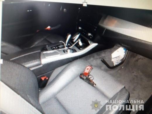 Мешканець Тячівщини на Різдво вистрілив в односельця з травматичного пістолета
