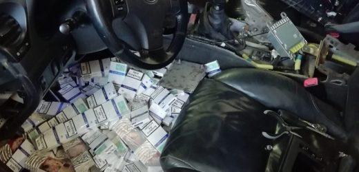 Українець, який мріяв заробити на цигарках, позбувся «Lexus» на Закарпатській митниці ДФС