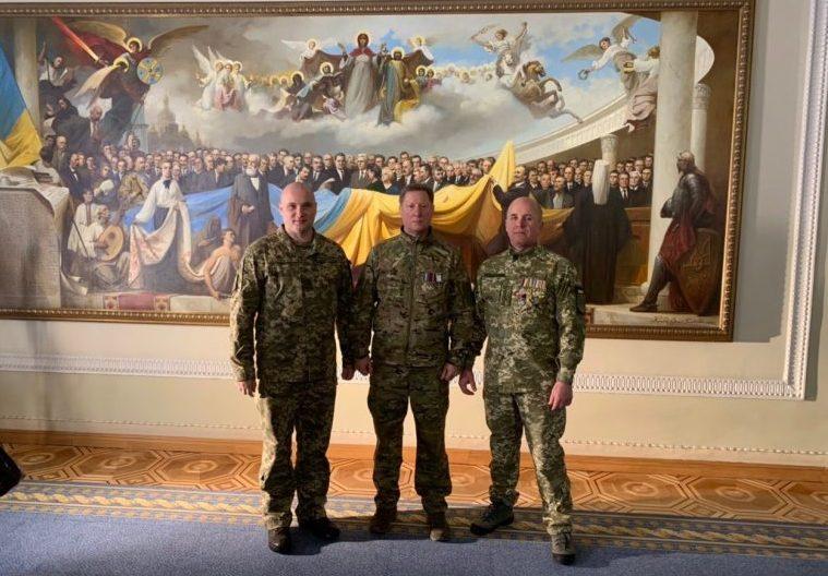Закарпатські атовці взяли участь у спеціальному засіданні Верховної Ради України (фото)