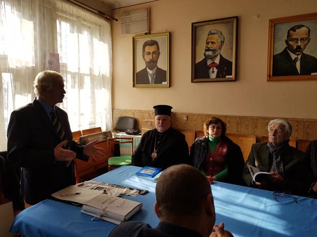 В Ужгороді представили календар-альманах «Просвіти» на 2019 рік (фото)