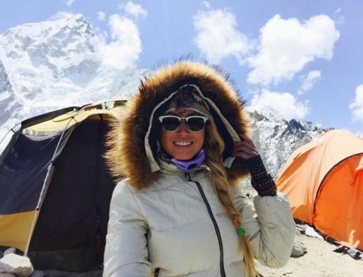 Закарпатка, яка підкорила Еверест, бігтиме марафон у Північній Кореї
