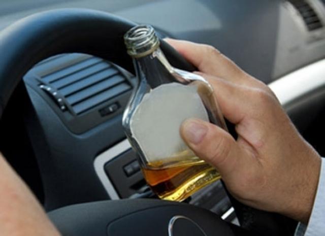 Закарпатські полісмени виявили кількох п'яних порушників за кермом