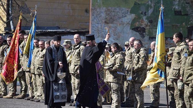 Бійці 128-ї окремої гірсько-штурмової закарпатської бригади повернулися додому