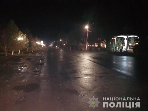 На Рахівщині водій іномарки збив 13-річного велосипедиста