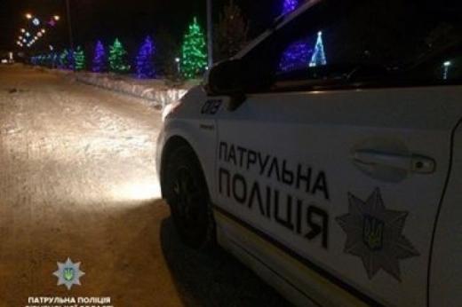 Поліціянти опублікували відео затримання водія, що спричинив три ДТП