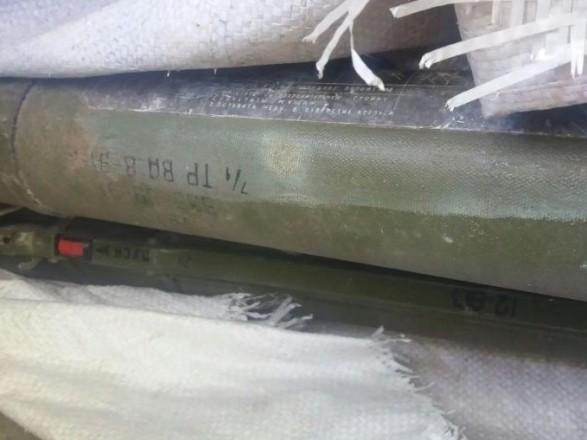 У приміщенні закинутого дитсадка в Ужгороді знайшли ручний гранатомет