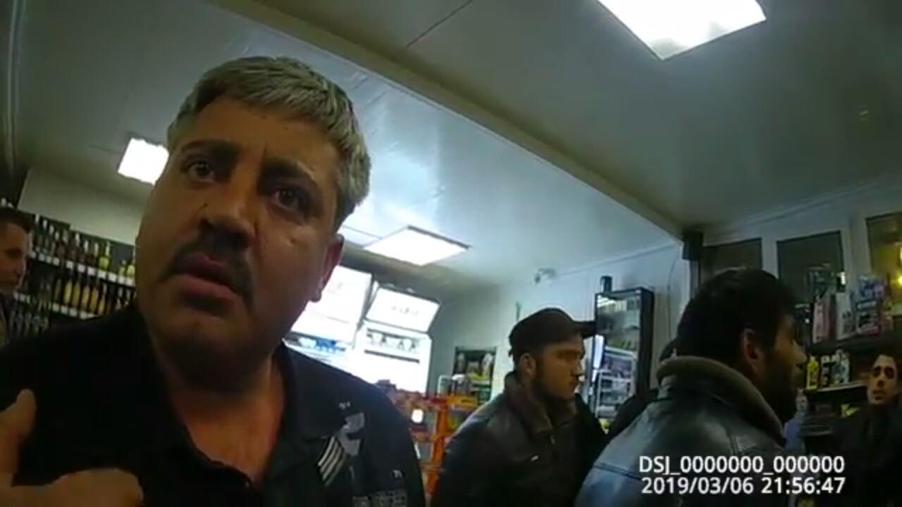Роми влаштували побоїще в одному з ужгородських супермаркетів (відео)