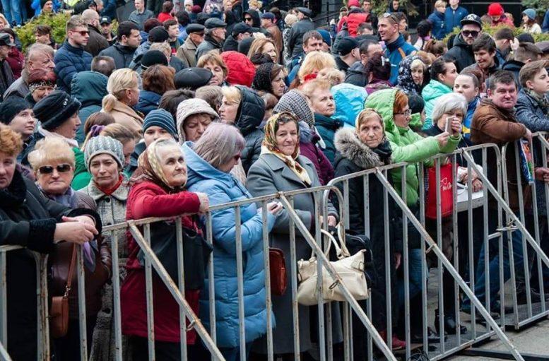 Юлія Тимошенко на Закарпатті: форум за участі представника облради та підвіз виборців