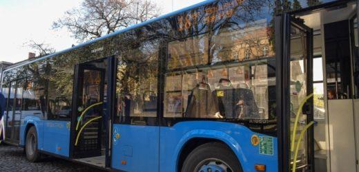 В Ужгороді один із автобусних маршрутів змінить графік руху