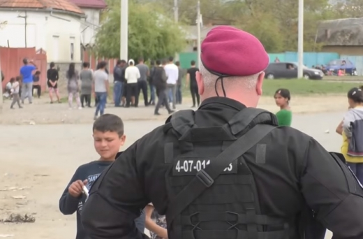 Поліція спростувала чутки щодо масштабних конфліктів у ромському таборі в Берегові