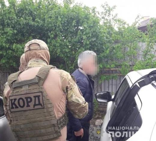 На Закарпатті затримали іноземця, кримінального авторитета, котрий незаконно перебував в Україні