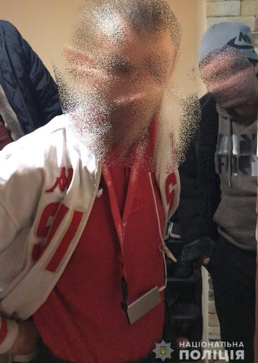 Наркодилер із Закарпаття намагався втекти за кордон