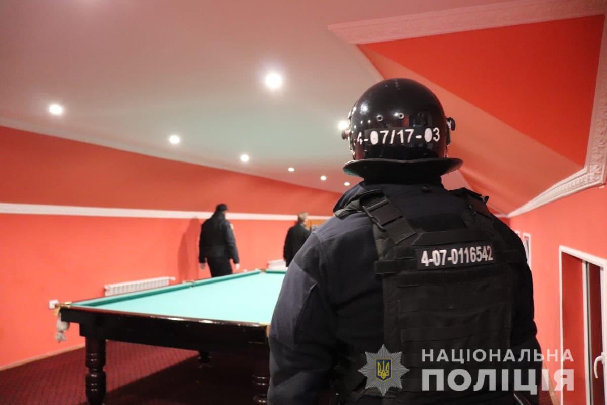 В Берегові проводять обшуки у циган, що вчиняли масові бійки (ФОТО)