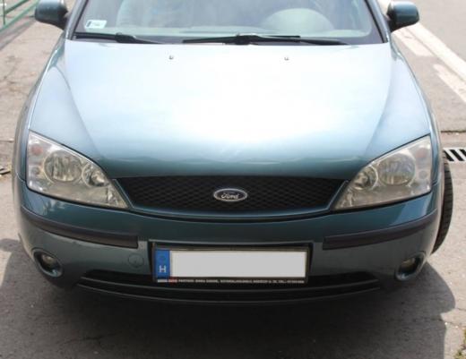 Закарпатські прикордонники виявили автомобіль, що перебував у міжнародному розшуку