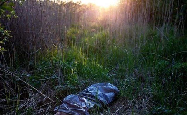 Діти знайшли обгоріле тіло у лісі в Ужгороді