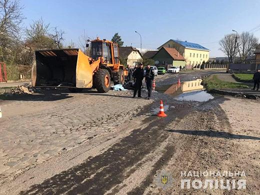 У ДТП в Ужгороді загинув мотоцикліст