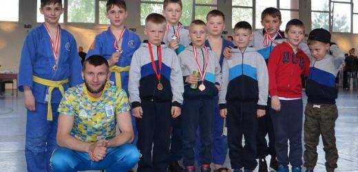Ужгородські дзюдоїсти вибороли 7 медалей на міжнародному турнірі