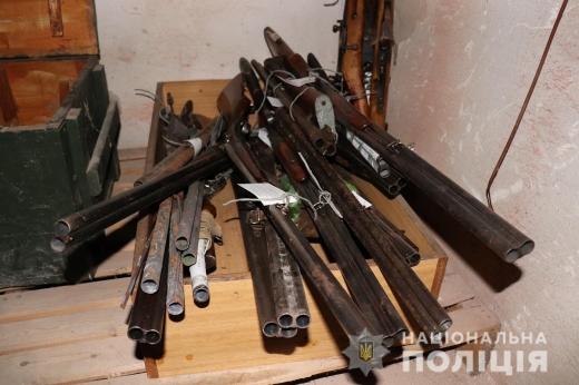 На Закарпатті триває місячник добровільної здачі зброї
