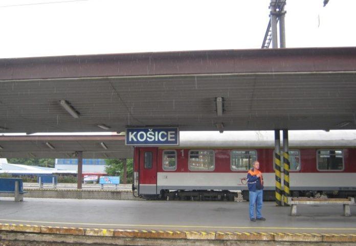 Стала відомою вартість проїзду потягом Кошице – Мукачево